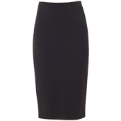 Vail High Waisted Seamed Skirt