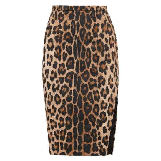 Altuzarra-Faun-Leopard-Print-Cotton-Pencil-Skirt