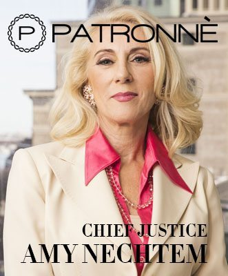 Chief Justice Amy Nechtem PATRONNE MAGAZINE March 2017