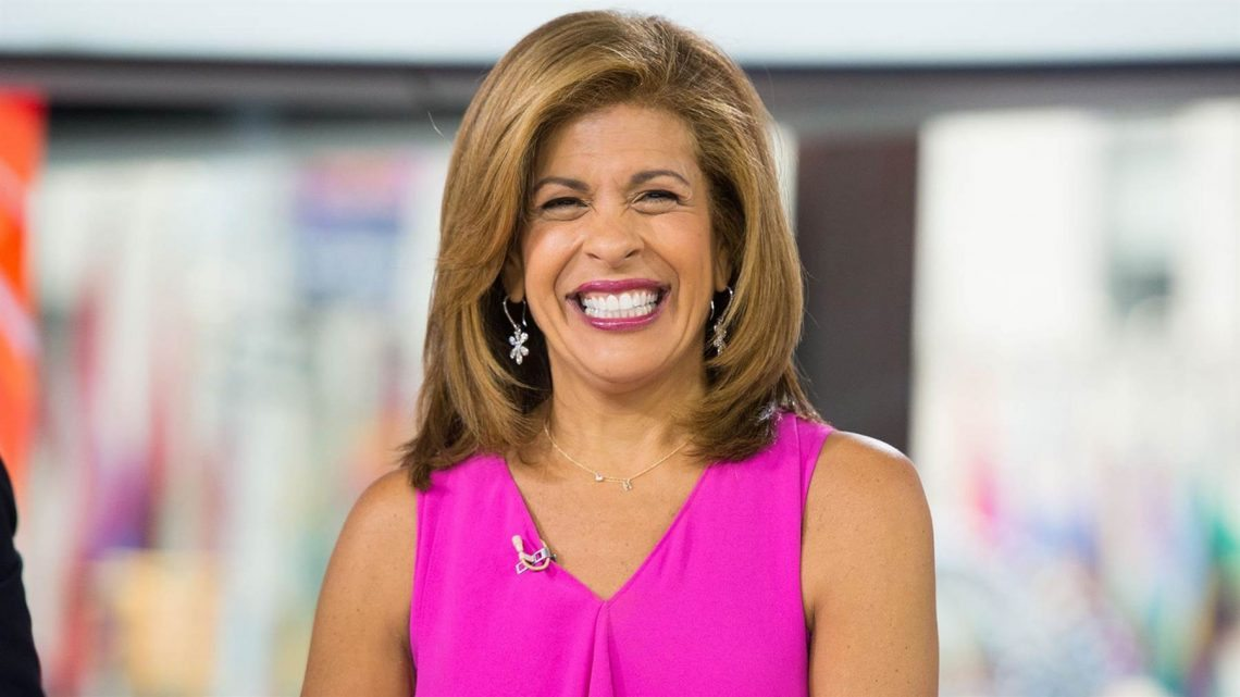 Hoda Kotb, Today show host, cancer survivor, and new mom