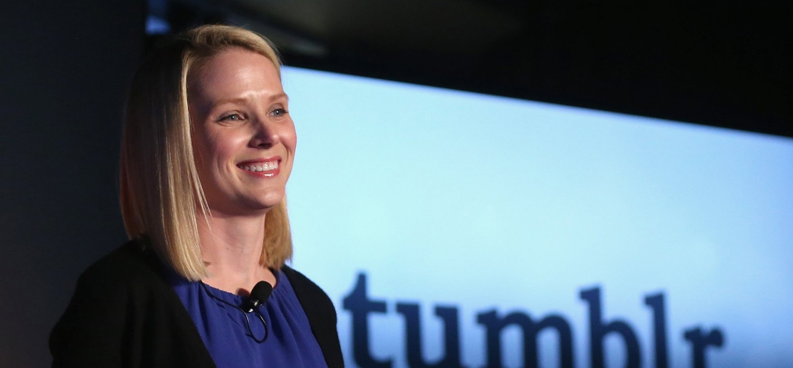 marissa mayer exit from Yahoo will include a 186 million pay check