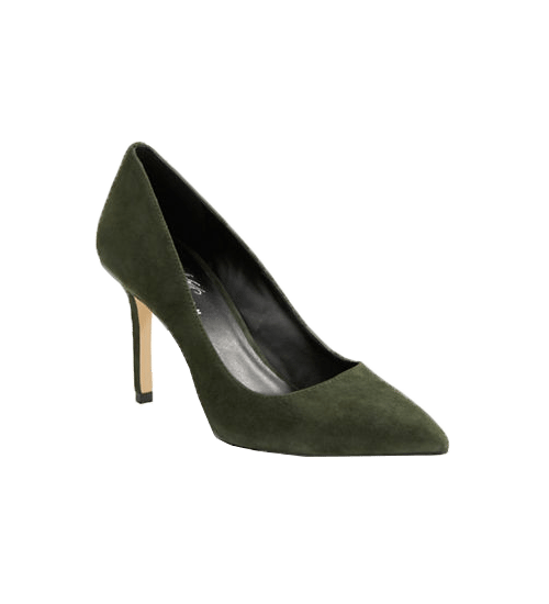 424 FIFTH Bianka Suede Point Toe Pumps