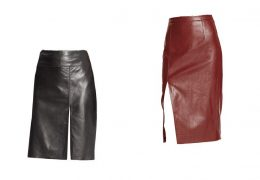 THE SIDE-SPLIT PENCIL SKIRT