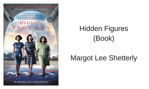 PATRONNE Recommendation_Hidden Figures Book