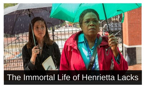 PATRONNE Recommendation The Immortal Life of Henrietta Lacks with Oprah Winfrey
